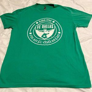 FC Dallas Men's Tee